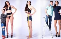 Ekaterina Lisina – 206cm / 6ft 9in Woman Bids To Be The World's Tallest Model