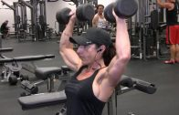 Lisa Ward – Women's Physique Workout