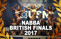 NABBA British Finals 2017 – Toned Figure