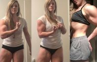 Girls Pumping Arms
