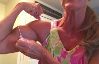 Stacy Killion – Biceps Measurement