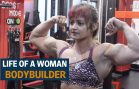 Europa Bhowmik – The Life Of A Female Bodybuilder