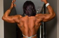 Pauline Nordin – High-Volume Back Workout