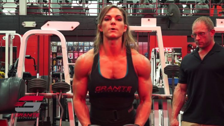 Jamie Pinder – 11 Weeks Out From The Ms. Olympia 2017
