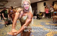 NPC Universe 2017 – Fitness & Women's Physique Backstage