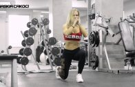 Viviane Winkler – Abs & Legs Workout
