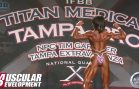 Jennifer Saunders – Tampa Pro 2017 Women's Physique Champion