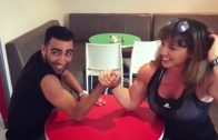 Dana Shemesh – Mixed Armwrestling