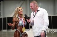 IFBB North American 2017 – Women's Physique Backstage