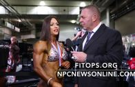 Carli Terepka – IFBB North American 2017 Physique Overall Winner