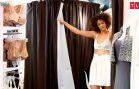 """Alicia Jay (198cm / 6'6"""") – Lingerie Shopping Is Tough For A Tall Lady 