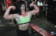 Alicia Rancier – NPC Figure Competitor From USA