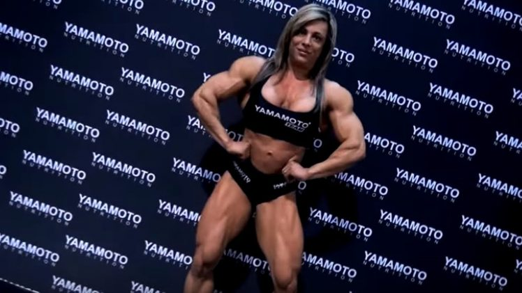 Silvia Matta – Interview At The Olympia Expo 2017