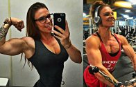 Natasha Aughey – Chest Day