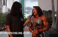 IFBB Women's Physique Pro Jodi Leigh Miller