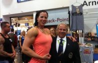 Kate Baird – NPC Masters Nationals 2017 Women's Bodybuilding Over 50 Overall Winner