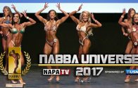 NABBA Miss Universe 2017 – Toned Figure Call-out's and Comparisons