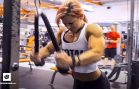 Danielle Reardon – Olympia Back Workout