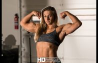 Caitlyn Terry – Extremely Shredded Girl