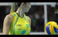 Thaísa Menezes – Brazilian Volleyball Warmups