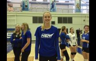 "Aidan Lea – 196cm (6'5"") Tall Volleyball Player"