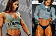 Valentina Mishina – IFBB Pro Female Bodybuilder