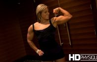 Danielle Reardon – Back Workout / Road To Ms. Olympia 2017