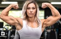 Cassandra Martin – No-Mercy Shoulder-Pump Workout