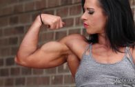 Sarah Fechter – Powerful Hot Muscle