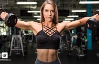 Sarah Hunsberger – Full-Body Finisher Workout