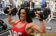 Heather Dees – Shoulder Workout / Road To The Arnold Classic 2018