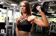 Cydney Gillon – Shoulder Workout