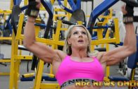 Whitney Jones – Back Workout For The Arnold Classic 2018