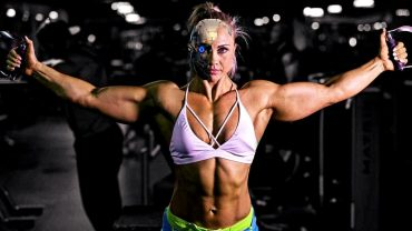 Angelica Enberg – Full Body Workout