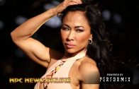 IFBB Bikini Pro Breena Martinez Photoshoot 2017