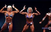 Royal London Pro 2018 – Women's Physique Mandatory Poses