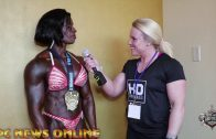 Ms. Mexico 2017 – Women's Physique