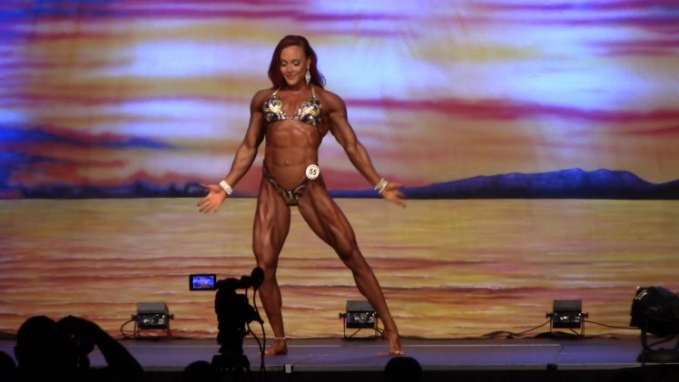 Europa Games Orlando 2018 – Women's Physique