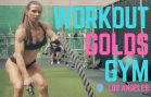 Ingrida Radevic Workout