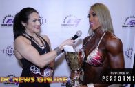 NPC Nationals 2017 – Women's Physique Winners Photoshoot