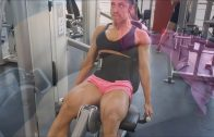 Iris Kyle – Battle Beyond The Odds / Legs Workout
