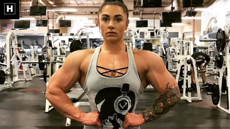 Jacquelyn Hickerson – Mass Gain Workout