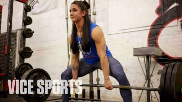 Stefanie Cohen – Deadlifting with a World Record Breaker