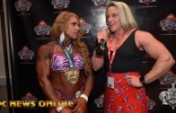 Fallon Brinson – NPC Nationals 2017 Women's Overall Bodybuilding Champion