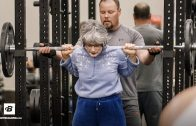 Meet The Powerlifting Grandma (Funny Video)