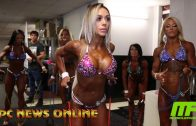 IFBB Pittsburgh Pro 2018 – Women's Figure Backstage