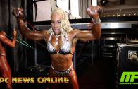 IFBB North American 2017 – Women's Bodybuilding Backstage