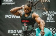 Chakera Holcomb – The All-time World Record and Best Overall Powerlifter