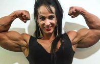 Gilberia Cunha – Huge Brazilian Female Bodybuilder