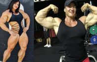 Helle Trevino – Massive Female Bodybuilder